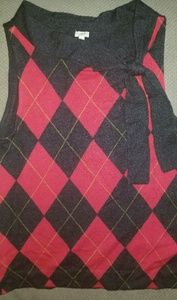 J Crew Size Small Sweater Vest